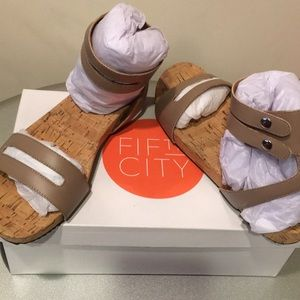 Shoes - Authentic Fifty City sandals